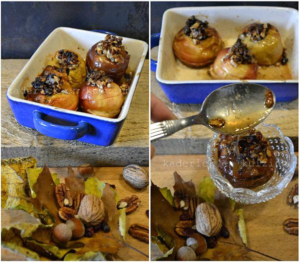 Parfait Aux Pommes Et Au Sirop D érable: Recette Pomme - Pomme Au Four Noix Sirop D'érable
