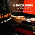 Partenariat Simogas - La nouvelle plancha Raimbow Simogas chez Kaderick en Kuizinn