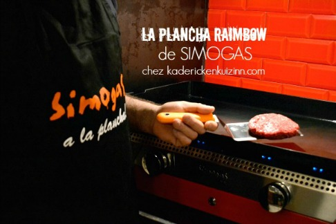 Slider Partenariat Simogas plancha Raimbow Kaderick