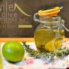 Recette Huile aromatisee agrume pour marinade à la plancha chez Kaderick en Kuizinn©