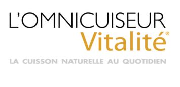 logo Omnicuiseur Vitalité la cuisson naturelle au quotidien