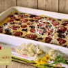 Recette clafoutis fraises mûres lait amande à l'Omnicuiseur chez Kaderick en Kuizinn