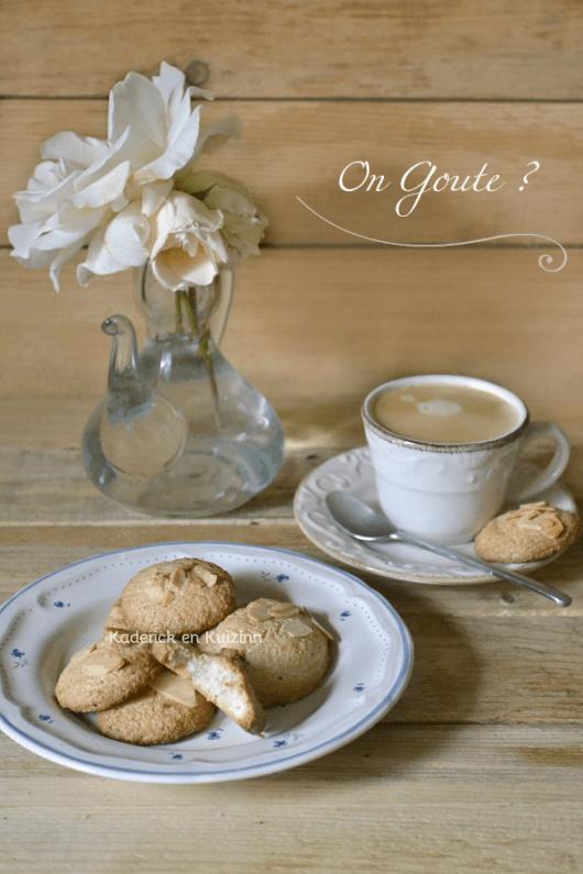 Rochers - Recette facile rochers amande noix coco - Kaderick en Kuizinn