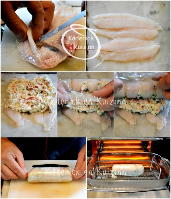 how to make filet of sole