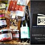 Basque box produits basque envoyé en partenariat