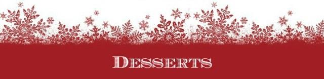 Top recettes desserts Noël 2015 chez Kaderick en Kuizinn