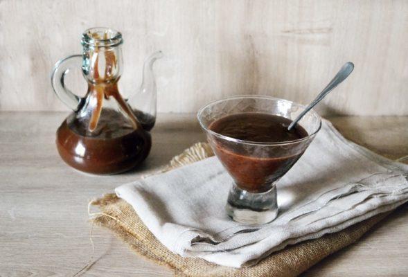 Caramel beurre salé gianduja pâte à tartiner