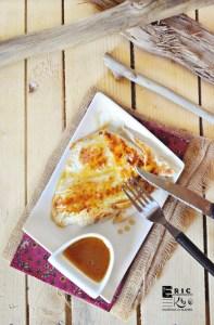 Cabillaud plancha - Dos cabillaud grillé et sauce ananas épicée - Kaderick