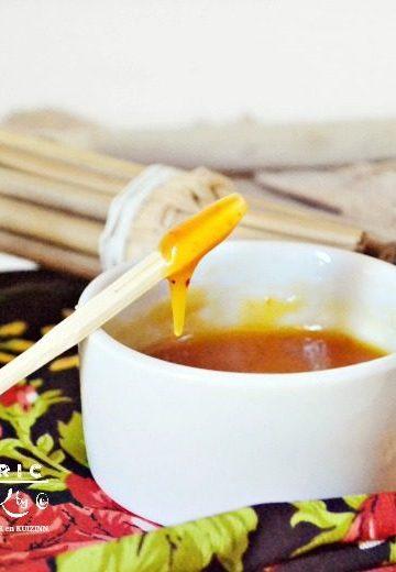 Sauce ananas epicee reduite recette sucre sale - Kaderick en Kuizinn