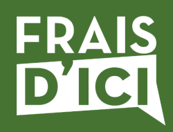 Logo frais d'ici