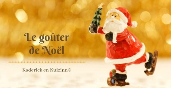 Calendrier jour 22 - Calendrier de l'avent : Recette du goûter de Noël