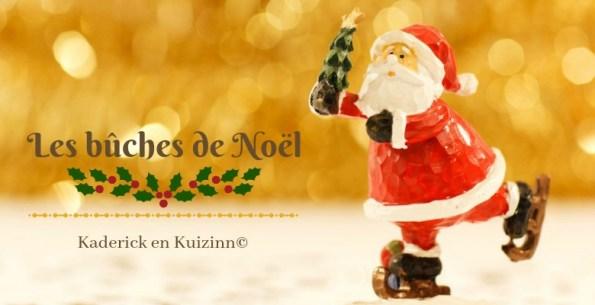 Calendrier jour 23 - Calendrier de l'avent : bûches de Noël