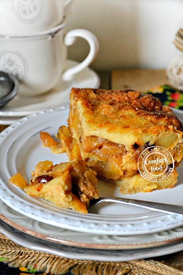 part-de-cake brioché-pommes-raisins-amandes-comfort-food