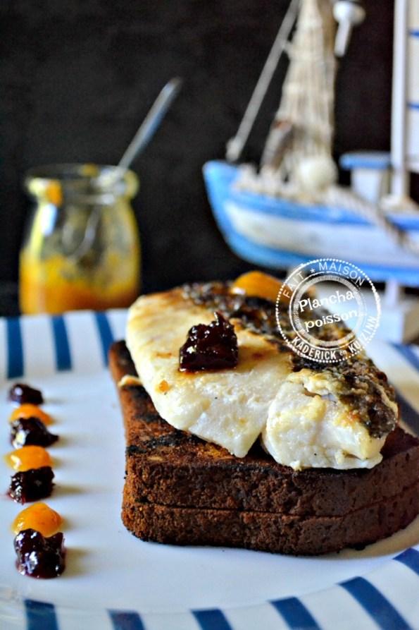 Filet poisson plancha pain epices jours heureux