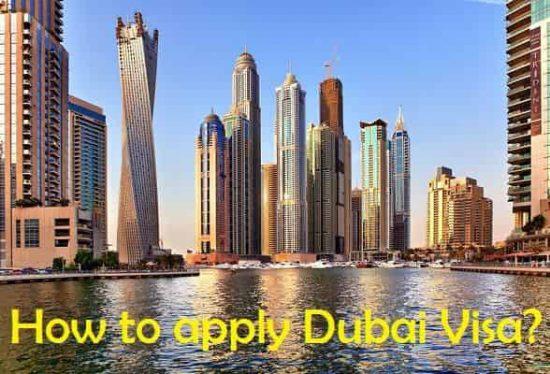 Apply Dubai Visa Online