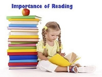 Reading importance