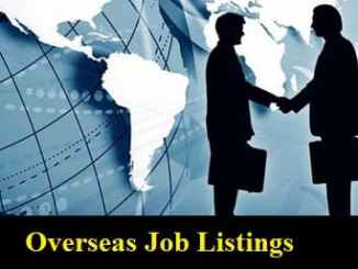 Overseas Jobs Listings India