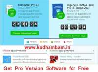 Get Pro Version Software for Free