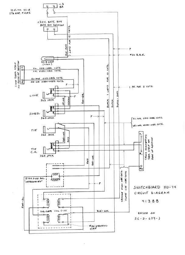 Kodiak Military History, Long Island BD-74 Telephone