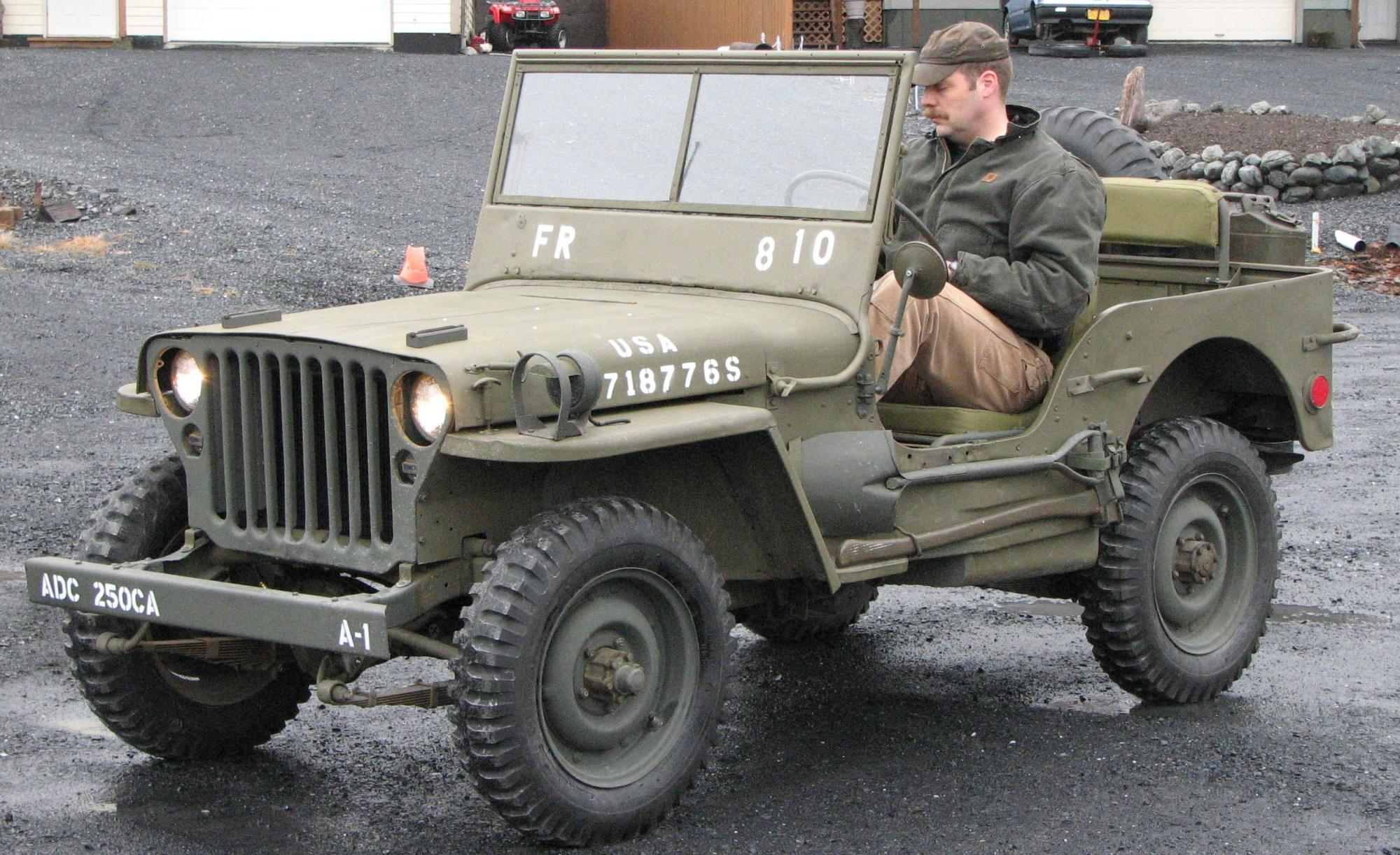 hight resolution of the willys mb the most famous of them all photo kadiak