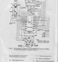 type 80 telephone modified for key system with potted self compensating transmission network d 38384 a  [ 783 x 1075 Pixel ]
