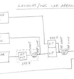 lenkurt and weco carrier weco h1 with phantom circuit  [ 1347 x 808 Pixel ]