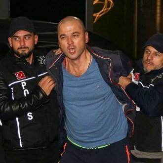 İşkenceci MasterChef Murat Özdemir Gözaltına Alındı!