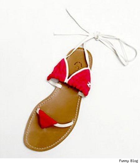 footwear designs 12 Strange Footwear designs