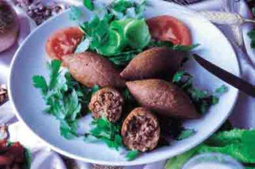 And it is İçliköfte.It is very delicious.I wanted to eat some when i'm sharing it haha :D