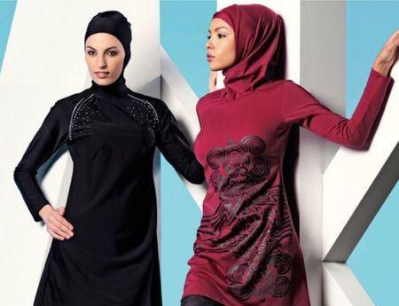 burkini modelleri 2011