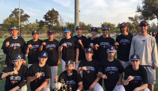 13u Kado Championship Featured - Baseball