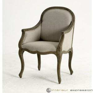 fauteuil style ancien a recouvrir kadolog