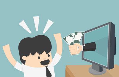 Luz Dinheiro na Internet: Onde e como ganhar?