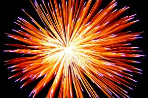Jak fotografować sztuczne ognie