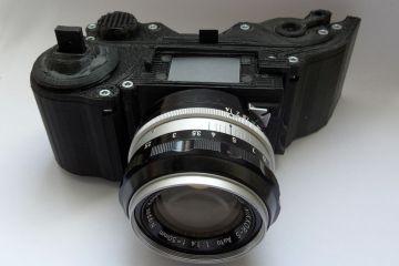 Aparat fotograficzny OpenReflex