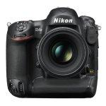 Nikon D4S widok z przodu