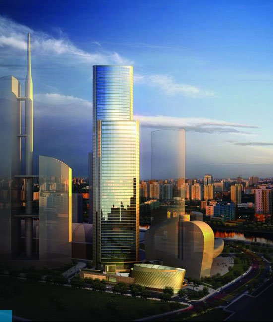 tallest under construction buildings in europe, Eurasia-Tower-Moscow-SCHA-Summa-International-309m-Completion-date-2014