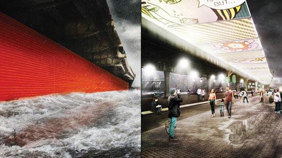 urban infrastructure design,