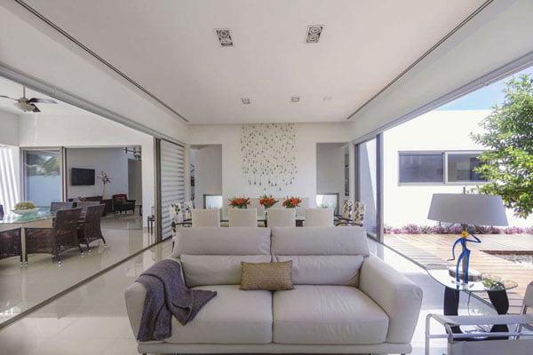 indoor outdoor living space design,