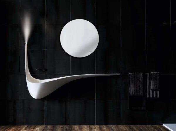 trendy bathroom vanities,