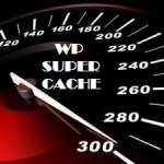 WP-Super-Cache, plugin speed up wordpress website,