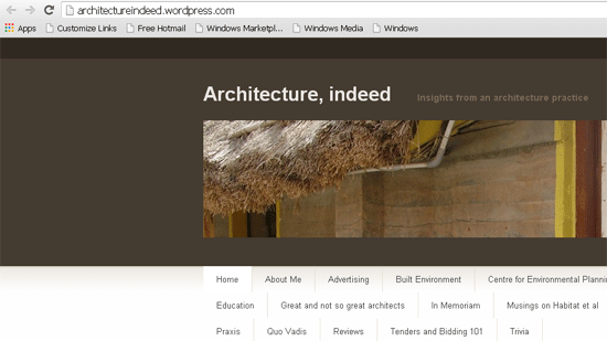 architecture-indeed, Indian Architecture and Design Bloggers