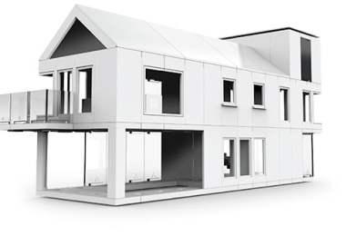 ULTIMATE ARCHITECTURE MODEL,