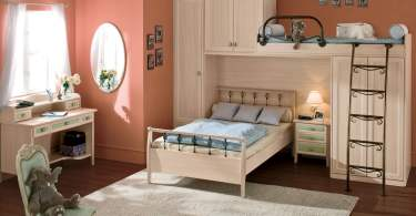 multifunctional bedroom ideas, Combination Of Brightness And Contrast,