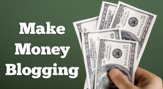 Top 10 Easy Ways to Make Money Online Blogging