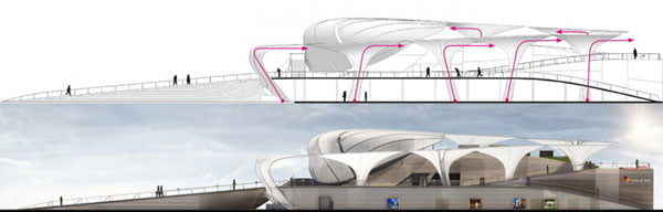 Architecture for Field of Ideas German Pavilion Milan Expo 2015