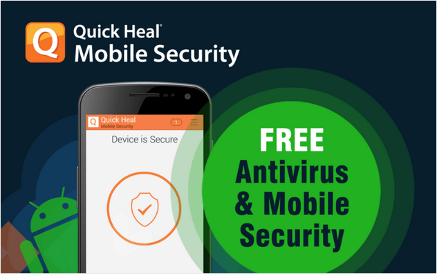 quick heal mobile security,