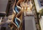 temporary architecture in milan expo, uae pavilion milan expo 2015,