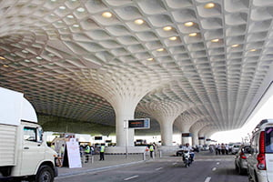 international airport terminal 2 mumbai,
