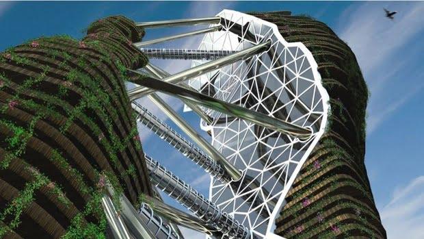 Eco Friendly Building Design,
